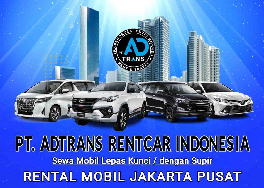 Rental Mobil Mangga Dua Sawah Besar Jakarta Pusat